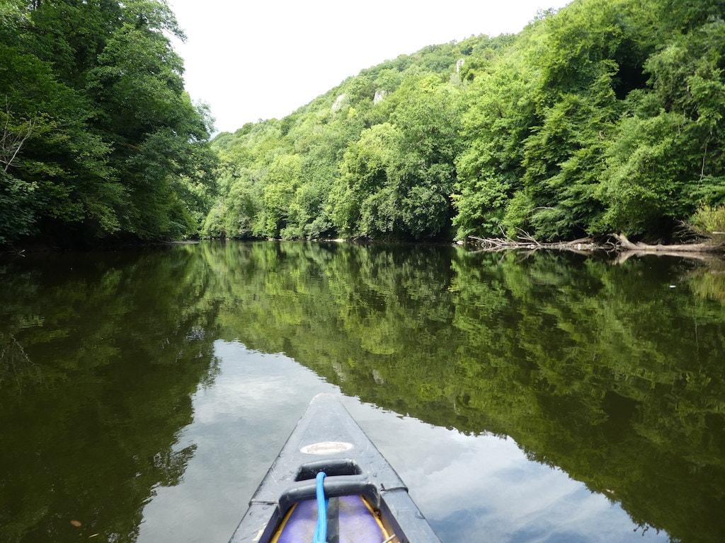 CanoeingRiverWye|ClaireCox