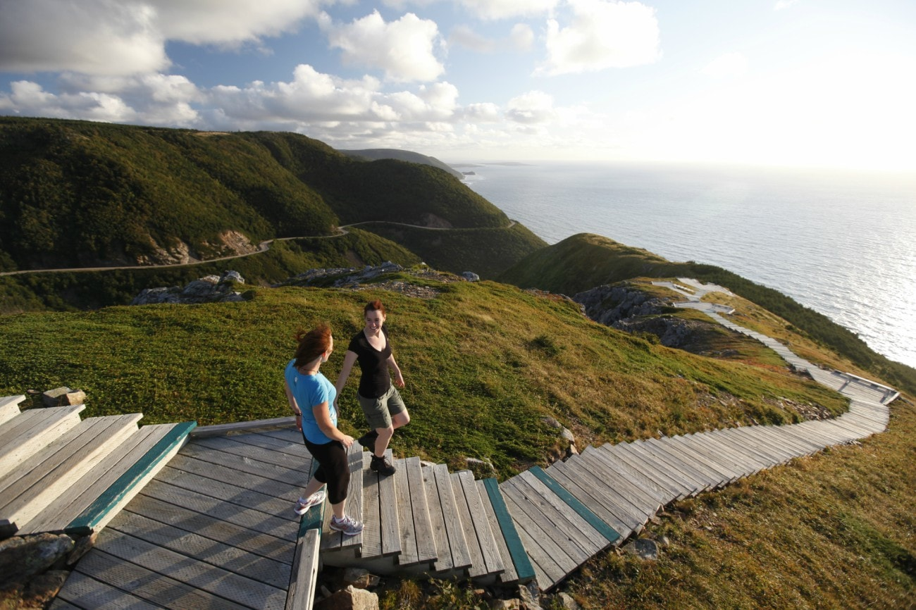 Cape Breton Highlands Nova Scotia Tourism