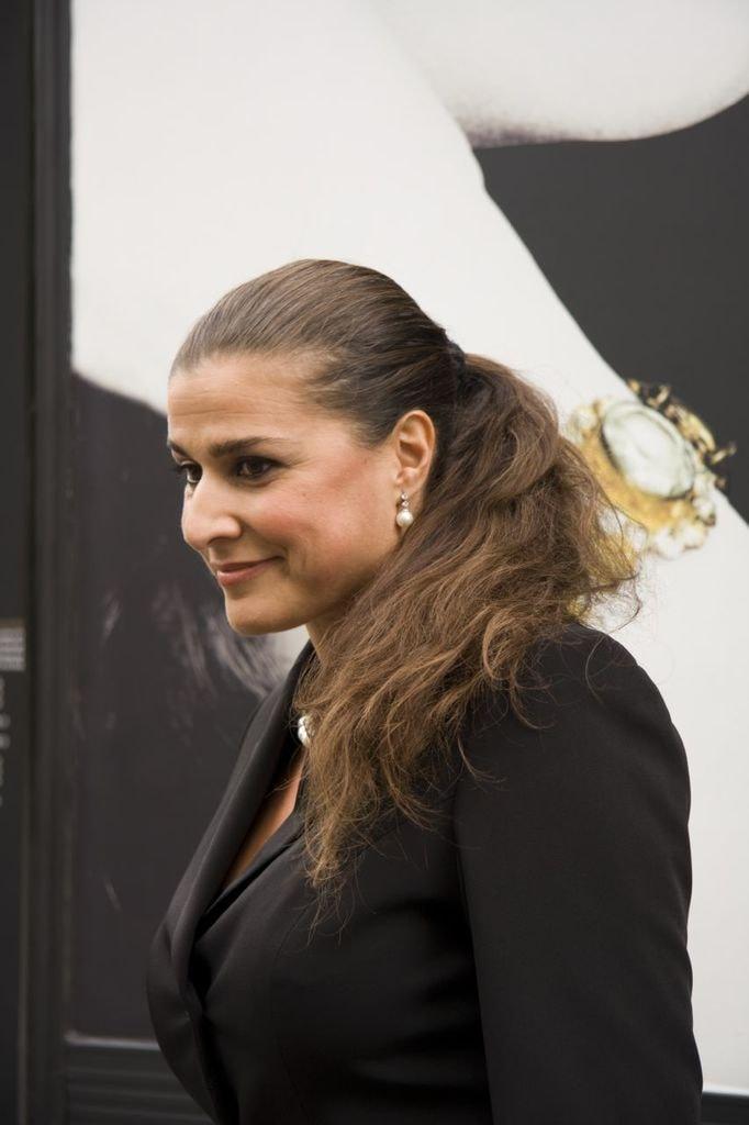 Cecilia Bartoli during a 2007 press event | © Erinc Salor/WikiCommons