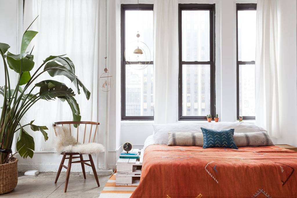 Pinterest-perfect loft in Chelsea | Courtesy of Ani/Airbnb