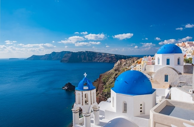 The Best Towns And Villages To Visit In Santorini Greece