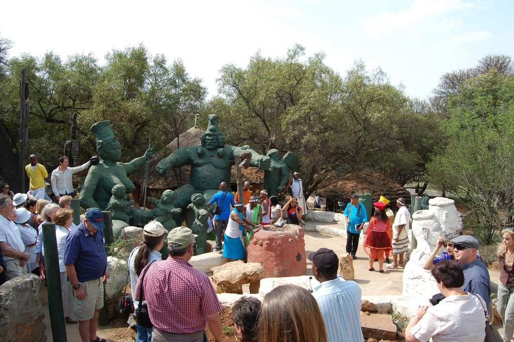 Credo Mutwa Cultural Village Soweto