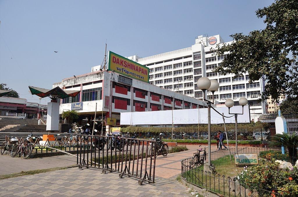 Dakshinapan Biswarup Ganguly WikiCommons