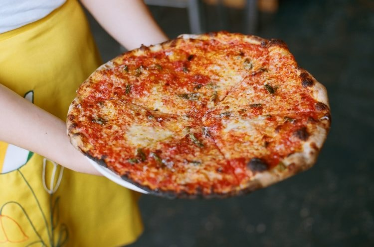 Delancey Pizza | Photo credit, Molly Wizenberg