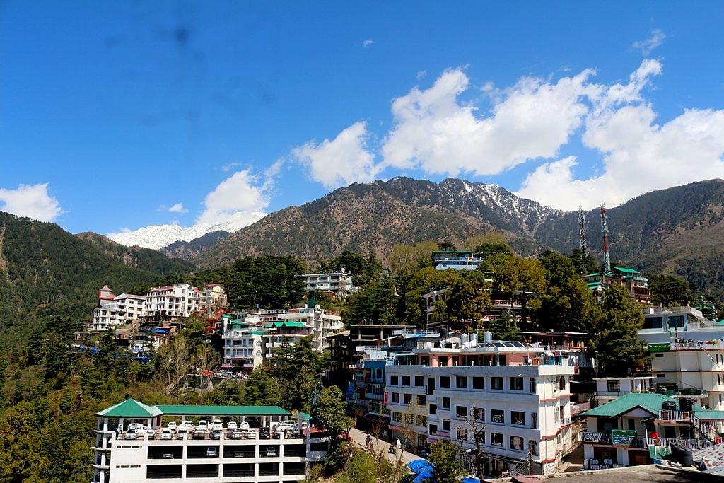 Dharamsala Gayatri Priyadarshini WikiCommons