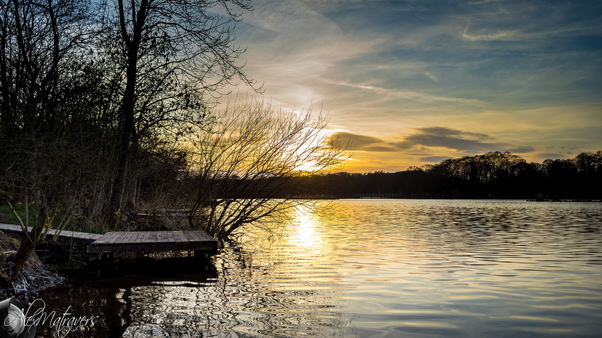 Earlswood Lakes, Solihull | © Alex Matravers Flickr