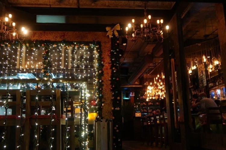 The bar at El Goucho | © Sam Roth