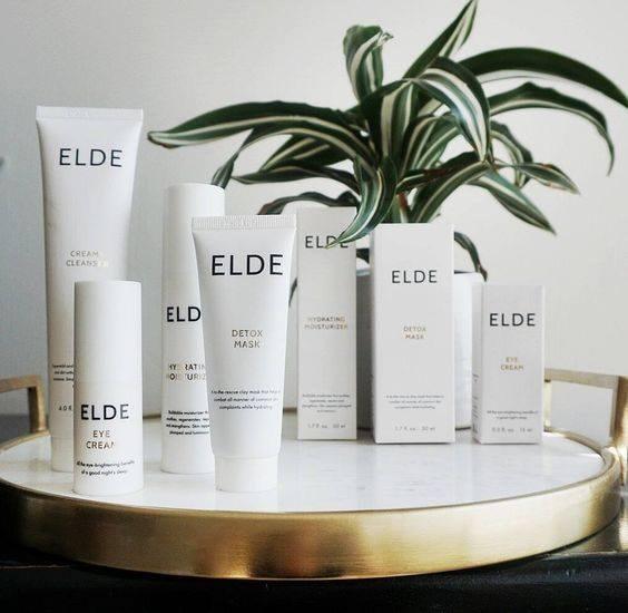 ELDE products   Courtesy of ELDE