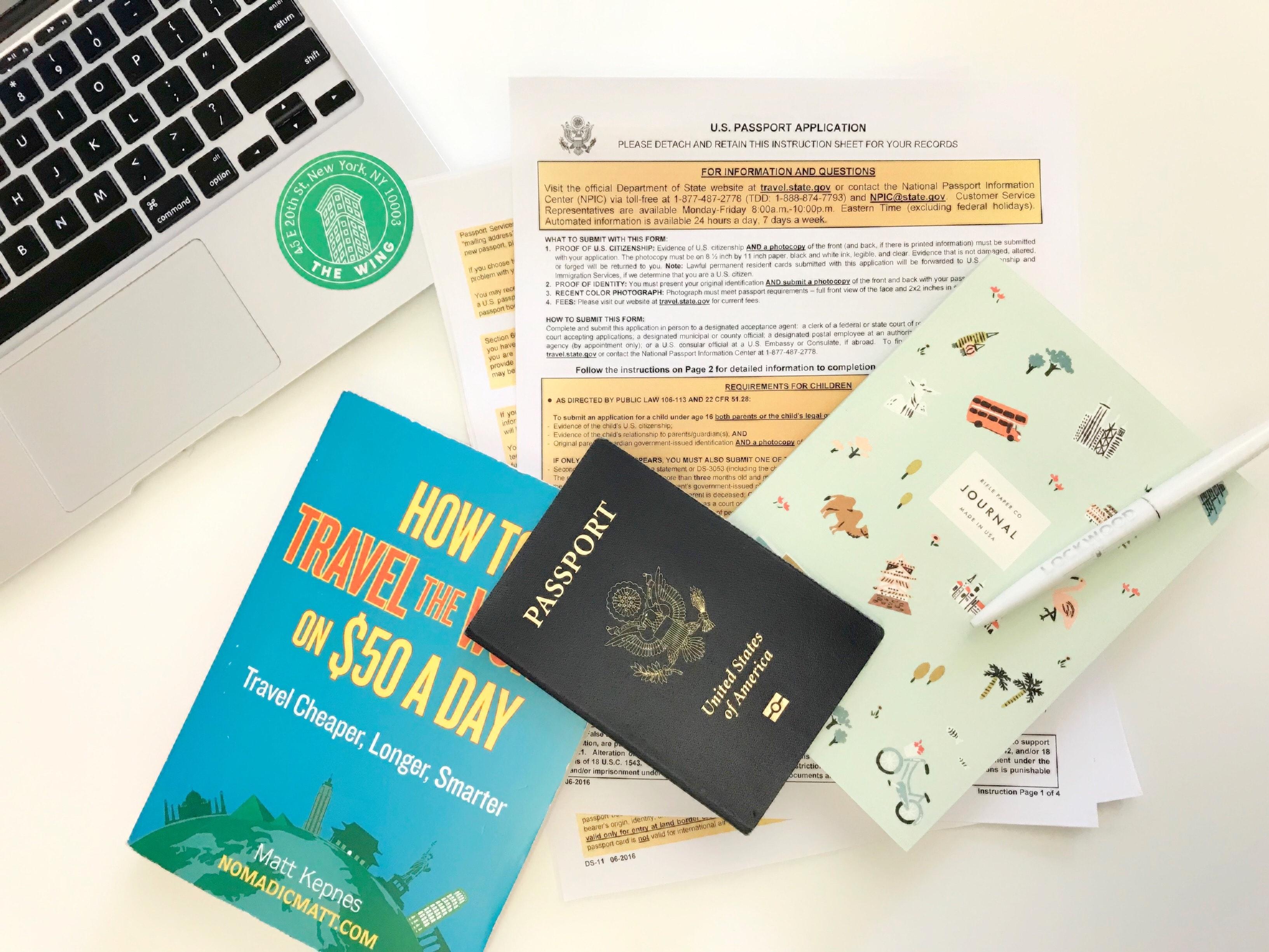 U.S. passport   © Nikki Vargas/Culture Trip