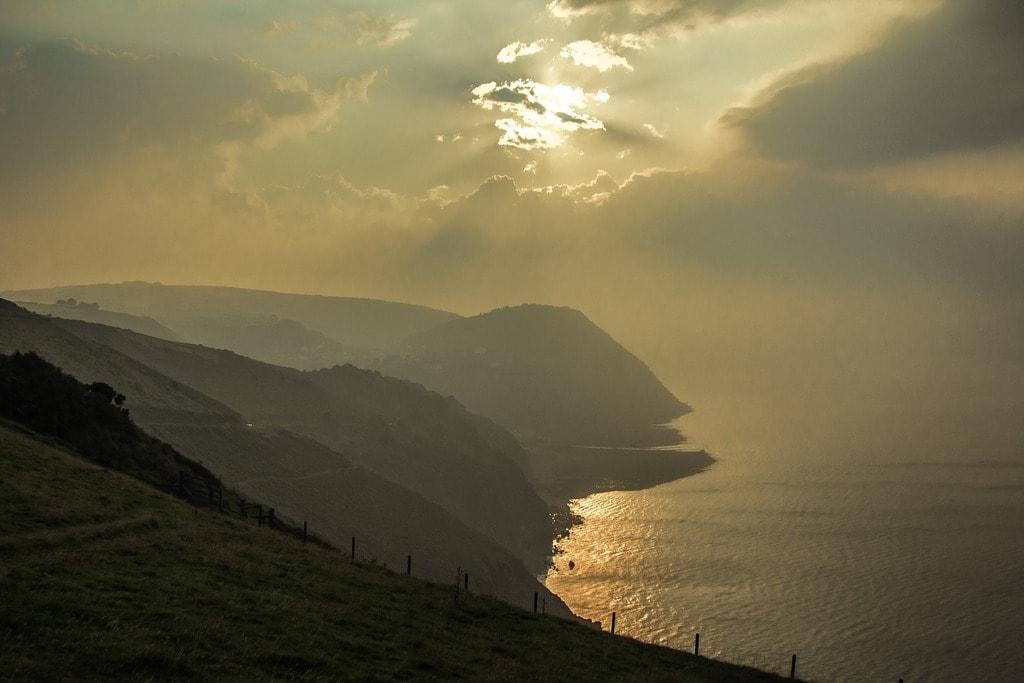Exmoor coast | © Pixabay