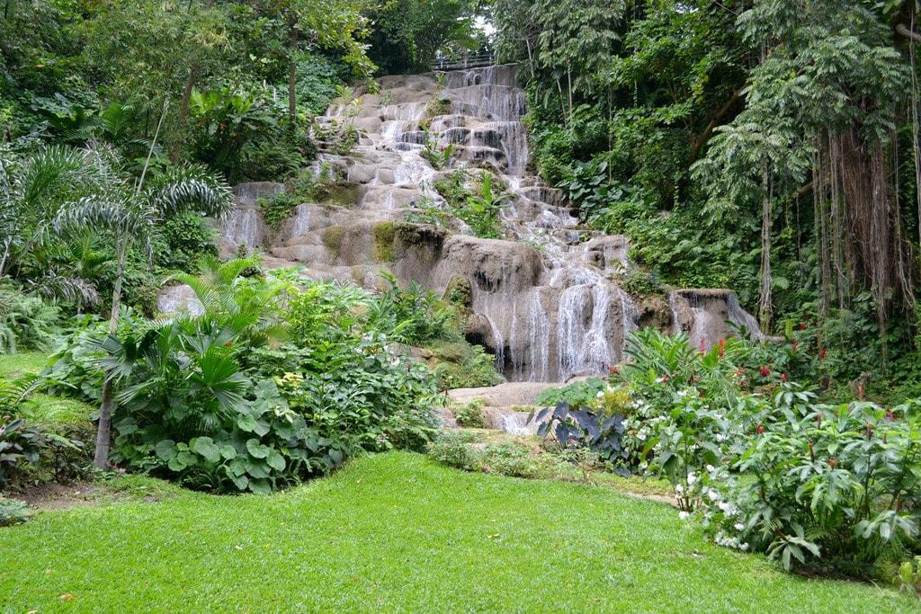 Konoko Falls, Ocho Rios, St Ann