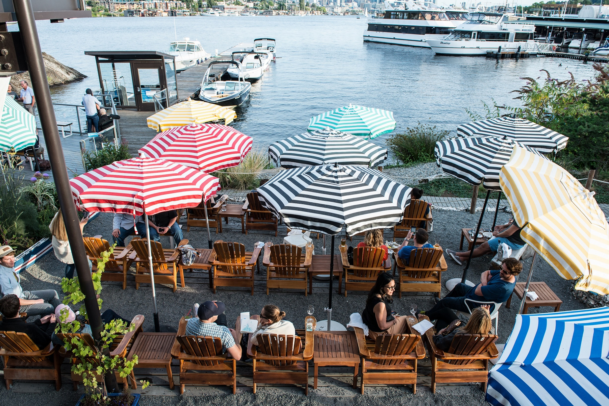 The Best Restaurants With A View In Seattle