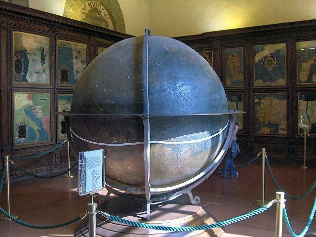 Firenze.PalVecchio.Globe