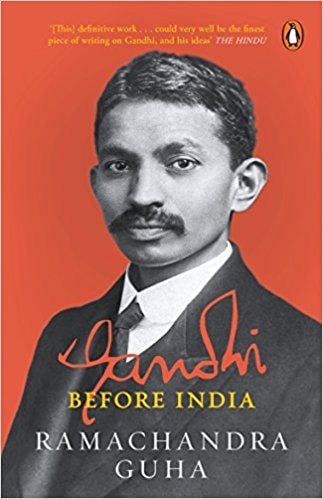 gandhi before india