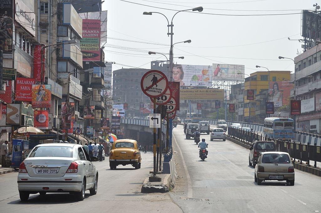 Gariahat Market Biswarup Ganguly WikiCommons