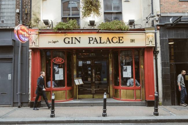 Gin Palace Dublin Ireland