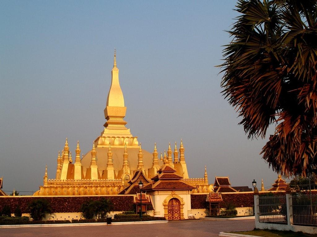 That Luang   © 41330/Pixabay