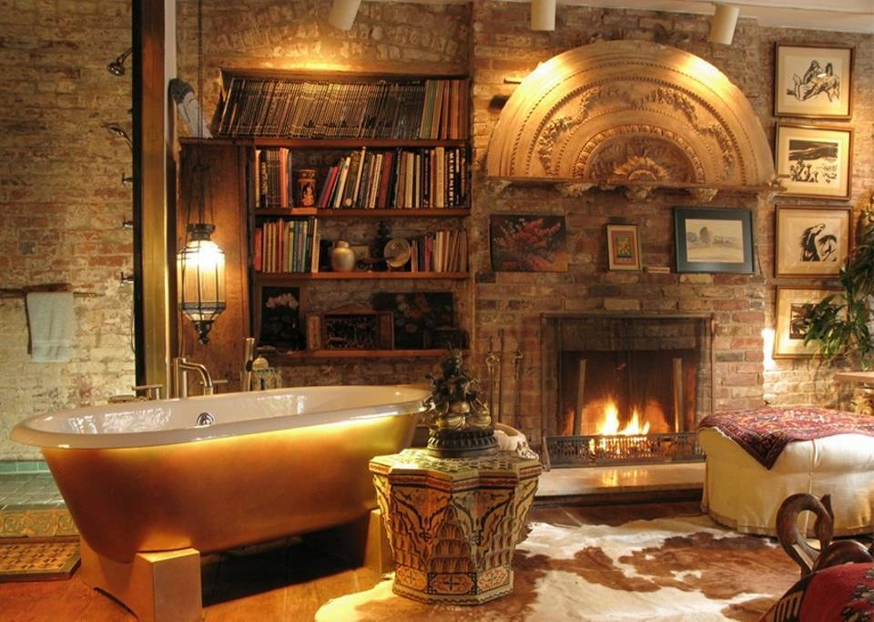 Bohemian hideaway in historic Gramercy | Courtesy of Clara/Airbnb