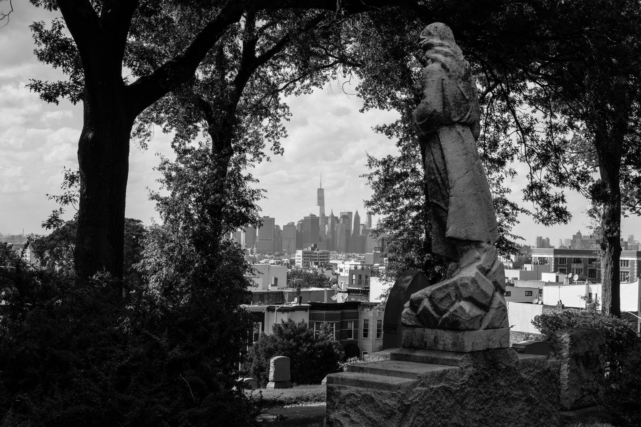 Green-Wood Cemetery | Marcela Flickr