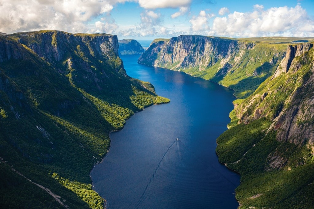 Gros Morne Newfoundland and Labrador Tourism