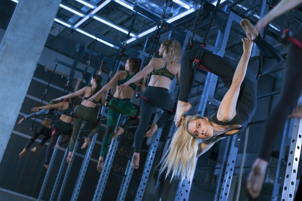 Gymbox Trapeze