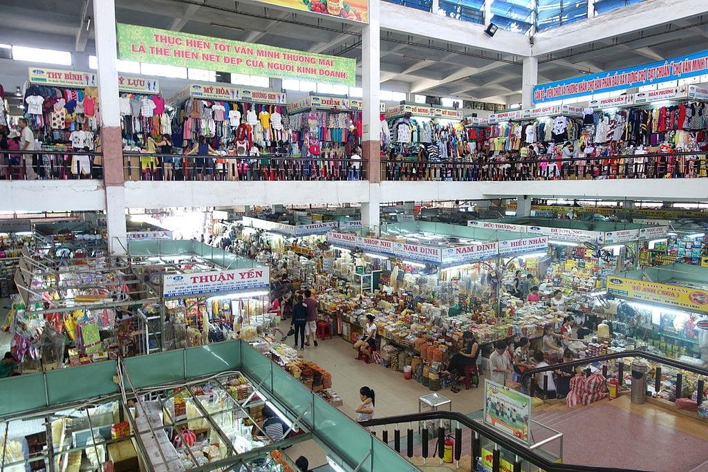 Han Market Danang