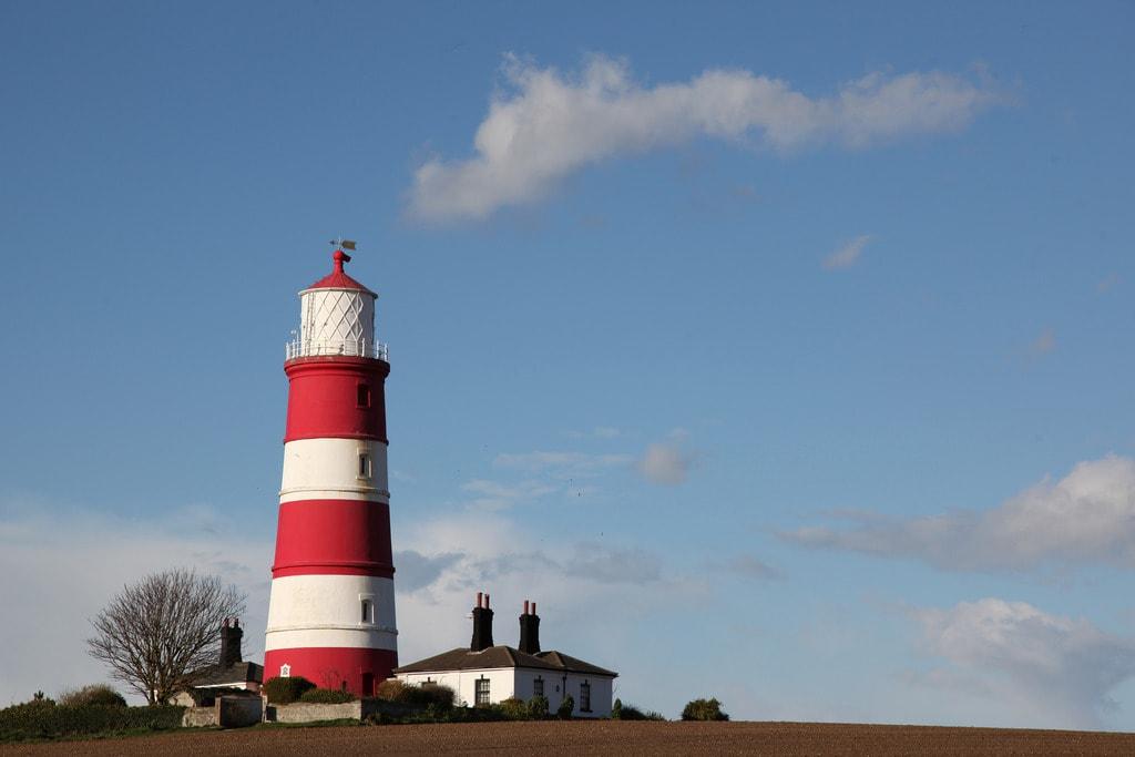 Happisburgh Lighthouse   ⓒ vallgall:Flickr
