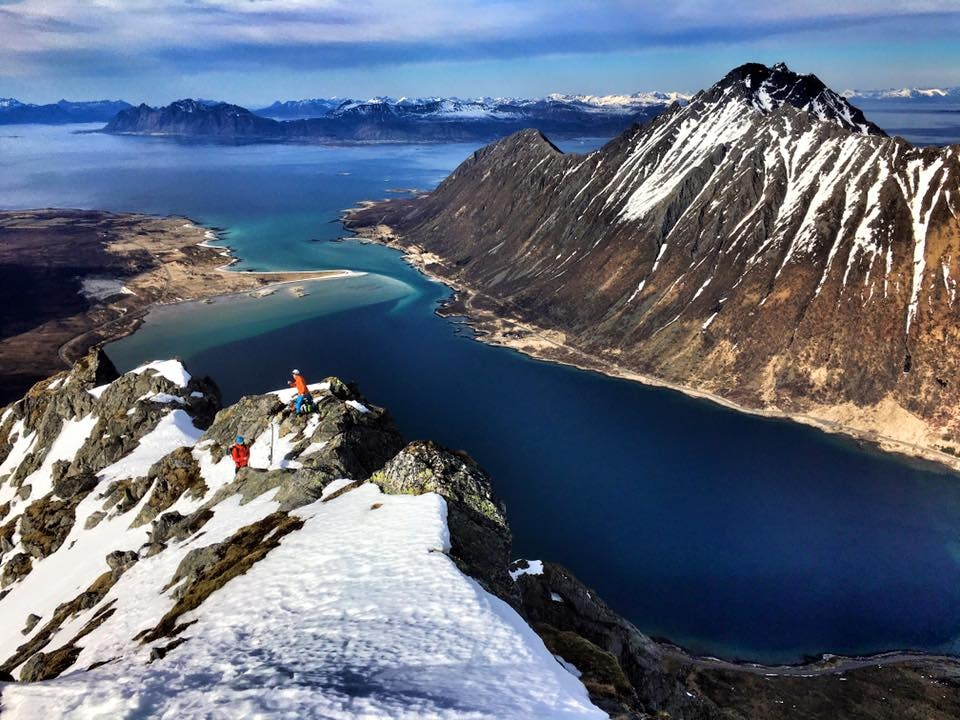 Hermannsdalstinden mountain | Courtesy of Visit Lofoten