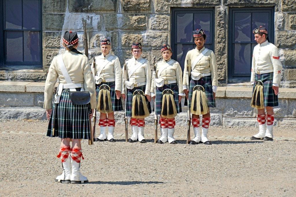 Highland Regiment Dennis Jarvis