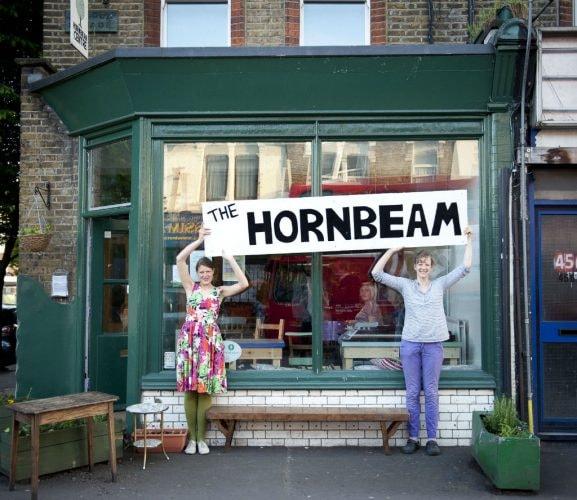 Hornbeam Exterior & Owners | © Jenny Parker/Courtesy of Hornbeam