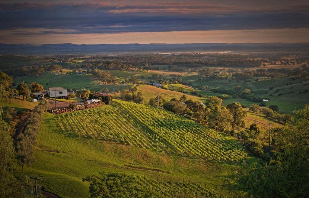 Hunter Valley | © Kevin Rheese/Flickr