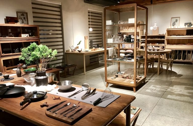The Best Japanese Design Stores In Osaka