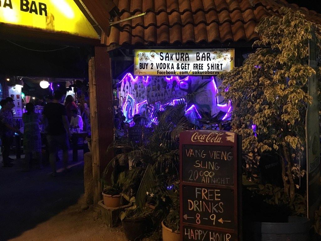 Sakura Bar | ©Regina Beach/Culture Trip