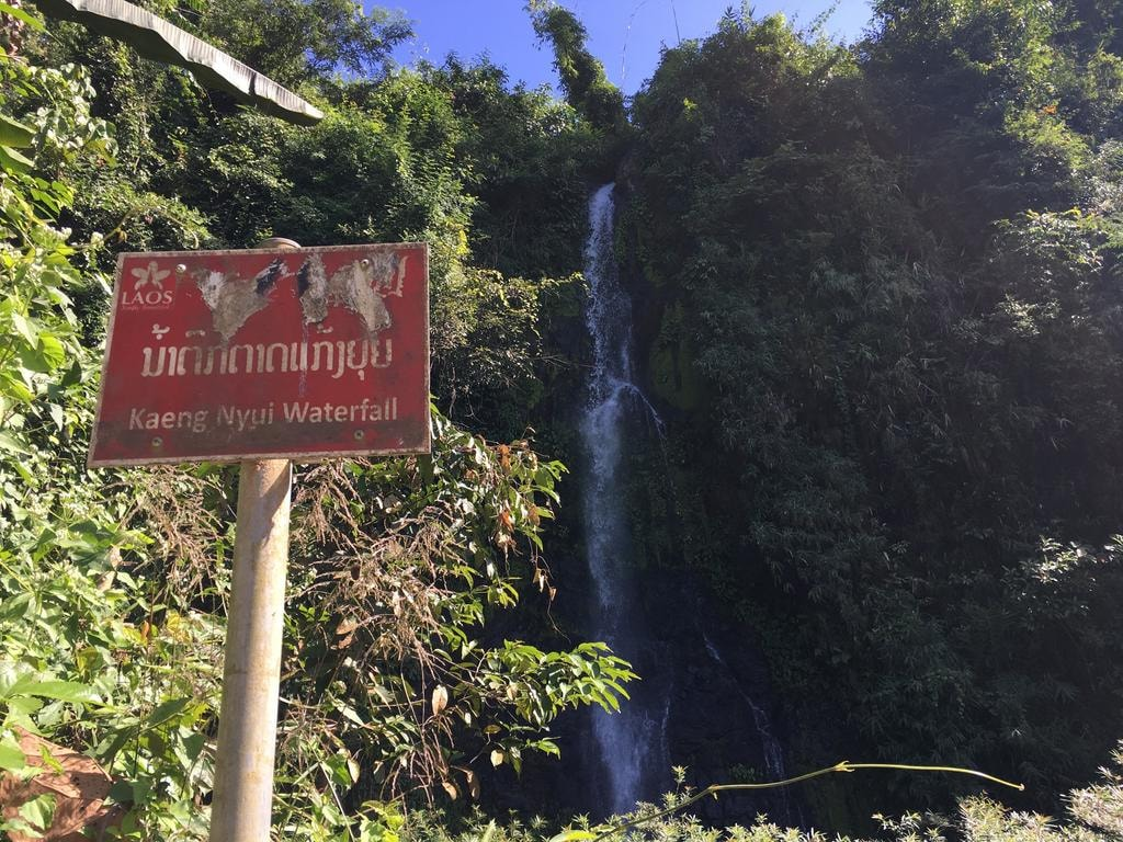 Kaeng Nyui Waterfall | © Regina Beach/Culture Trip
