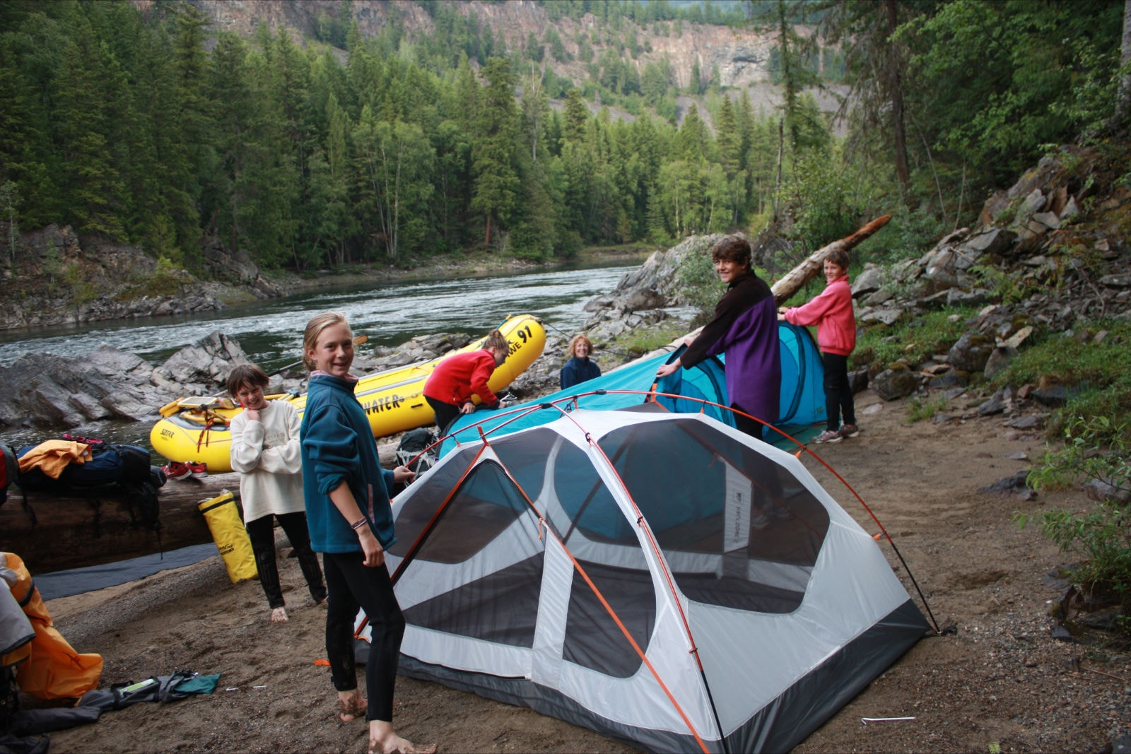 Interior Whitewater Expeditions Ltd.