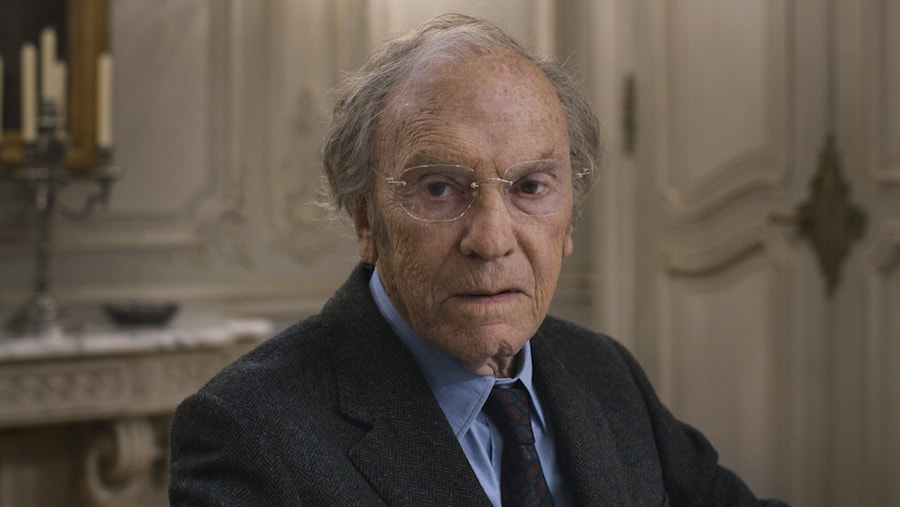 Jean-Louis Trintignant in 'Happy End' | © Sony Pictures Classics