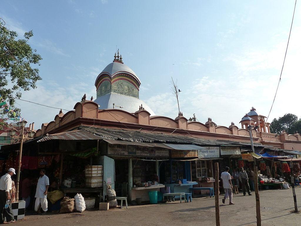 Kalighat temple Balajijagadesh WikiCommons