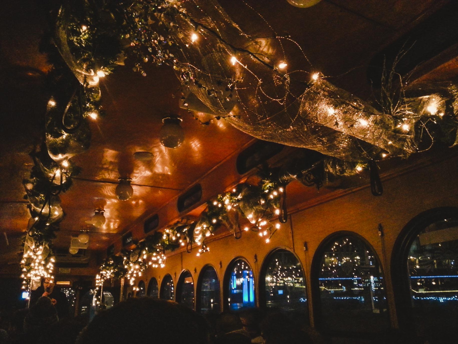 Karaoke Christmas Lights
