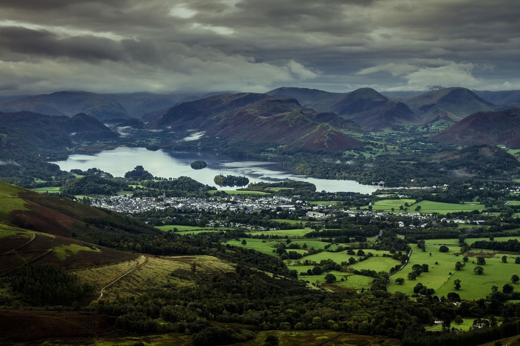 Keswick in the Lake District | © Pixabay