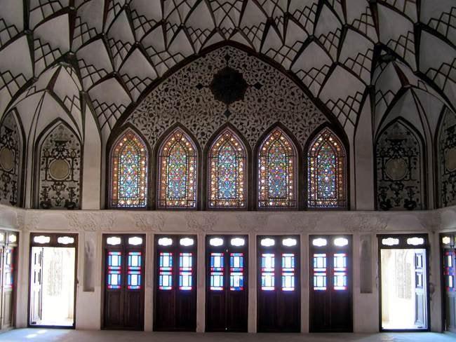 Khan-e Tabatabaei   ©David Stanley:flickr