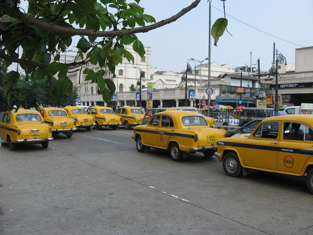 Kolkata Cabs Global Panorama Flickr