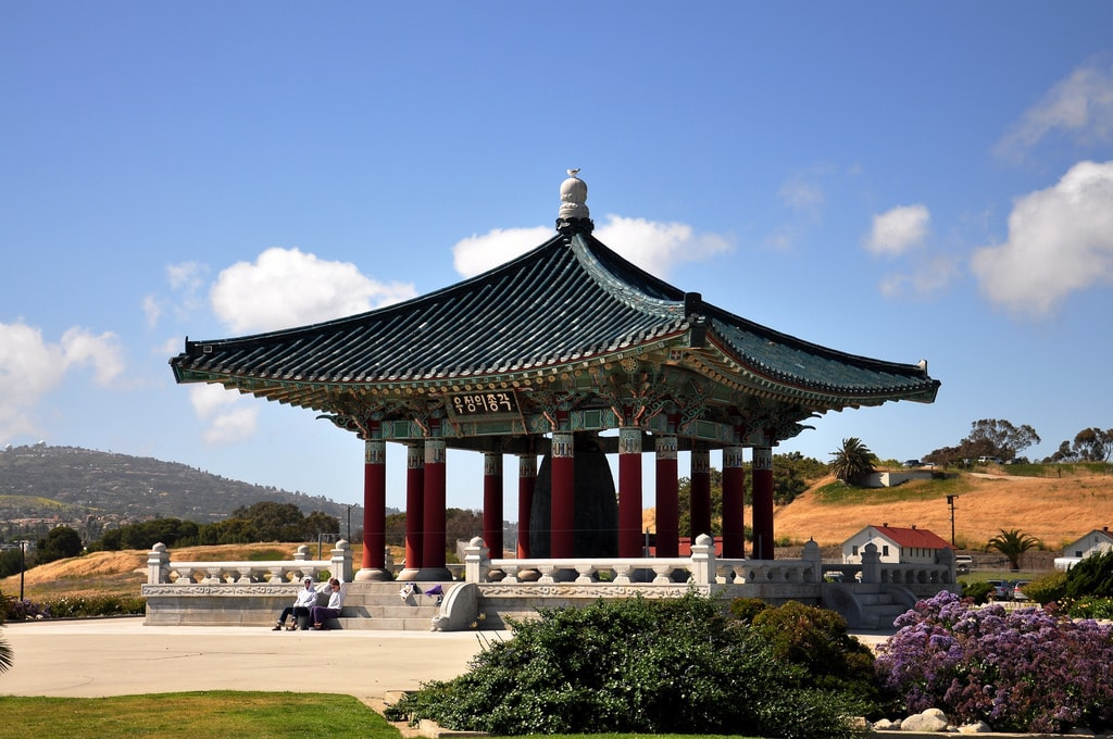 korean-friendship-bell