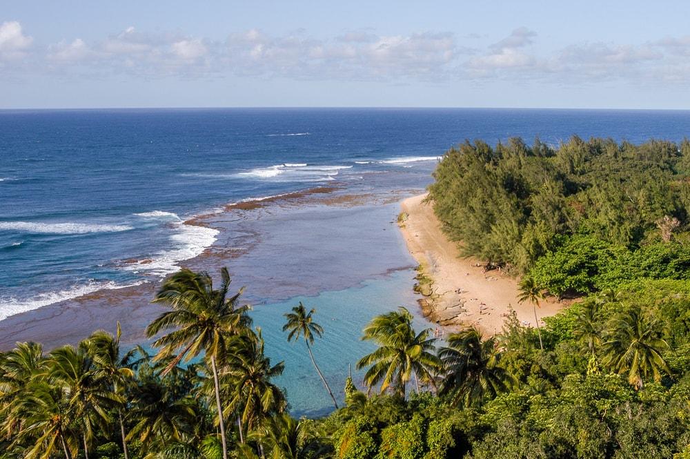 Kuhio coast