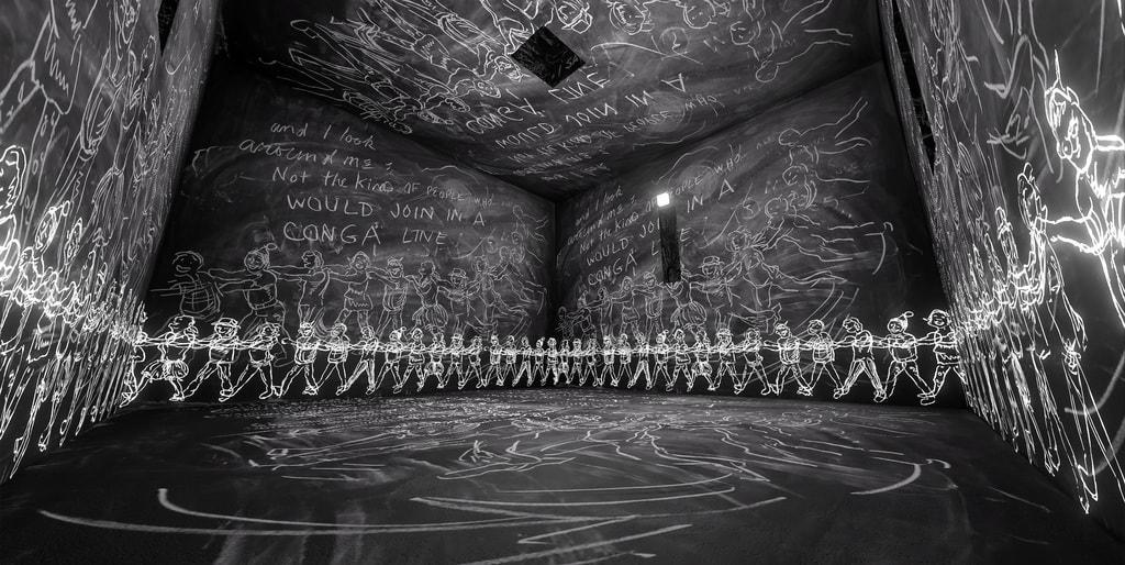 La Camera Insabbiata DanceRoom