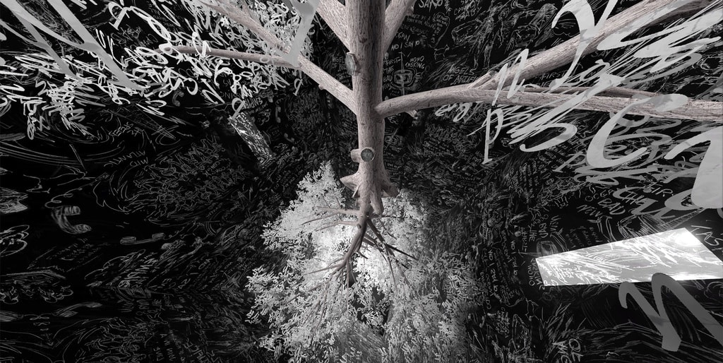La Camera Insabbiata_The Tree Room