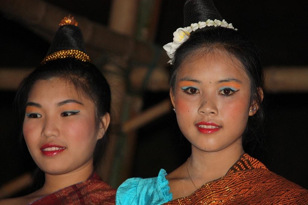 Lao Girls   © dMz/Pixabay