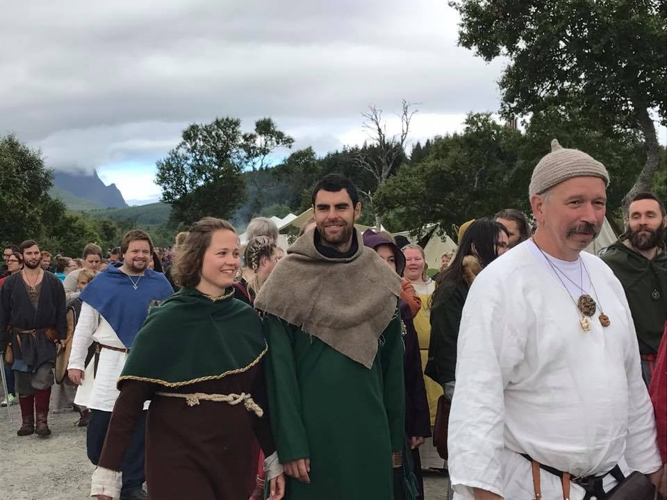 Lofotr Viking Festival 2017 | Courtesy of Lofotr Viking Museum