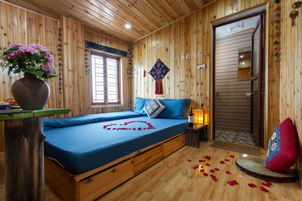 Your cabin in the mountains   © Little Sapa Homestay/wotif.com