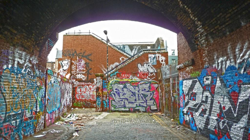 Luther Brick Lane