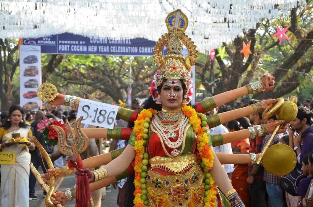 Main feature image Cochin Carnival